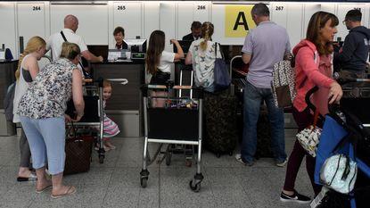 Problemen met check-insysteem op Brussels Airport achter de rug