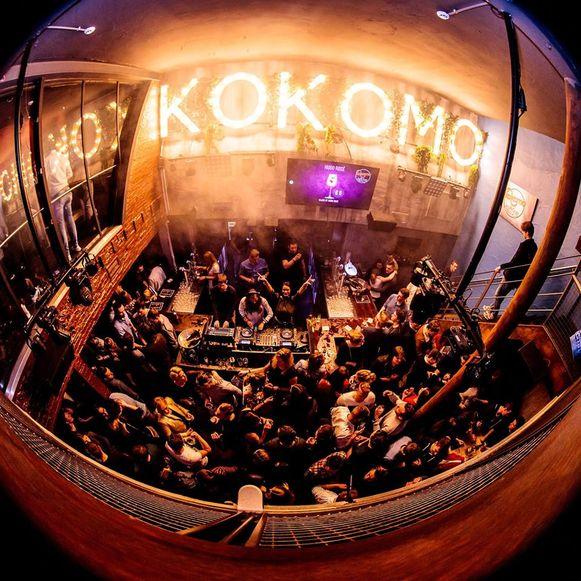 Een sfeerbeeld van Kokomo City Hoogstraten voor de coronacrisis.