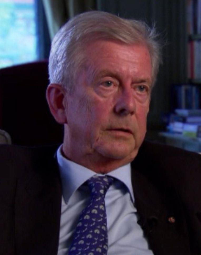De ervaren diplomaat Nikolaos van Dam zat in het speciale Syrië-team, dat bepaalde welke groeperingen Nederlandse steun kregen. Beeld Nieuwsuur