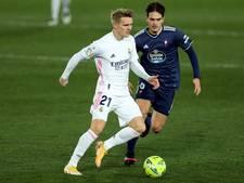 Martin Ødegaard ruilt Real Madrid in voor de Premier League