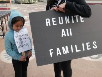 """""""Ouders van 628 migrantenkinderen in VS nog niet teruggevonden"""""""