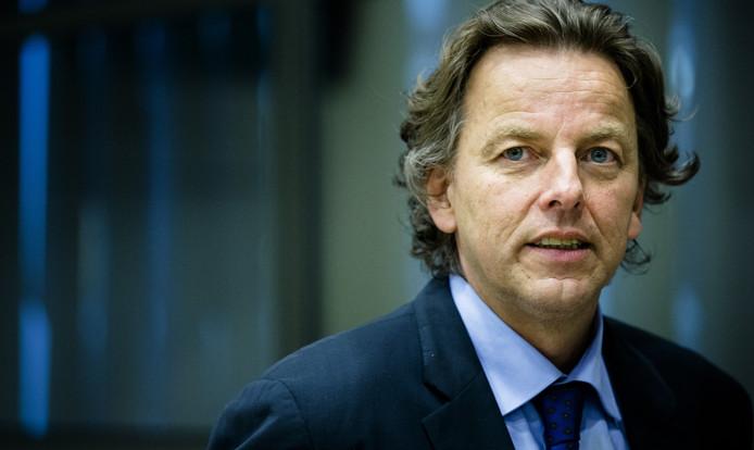 Minister Bert Koenders van Buitenlandse Zaken .