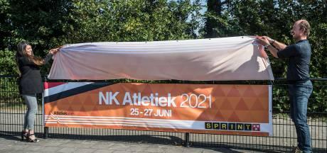 Bredase AV Sprint in startblokken voor organisatie NK atletiek in 2021