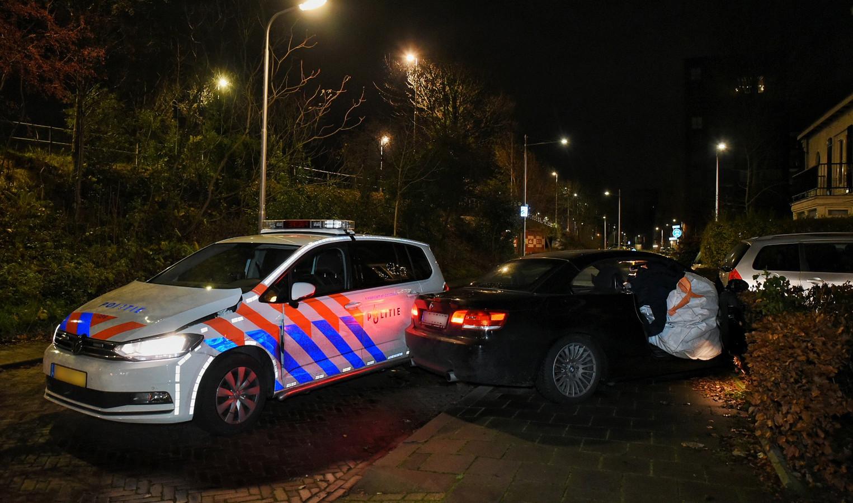 Vluchtpoging na ramkraak in Waalwijk eindigt in Tilburg.