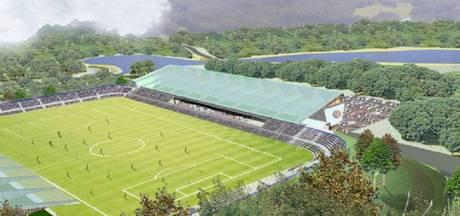 Overzicht van lange weg naar nieuw stadion Helmond Sport