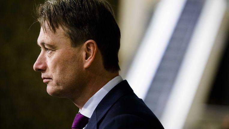 Minister Halbe Zijlstra. Beeld anp
