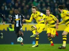 Reus na rentree matchwinner voor Dortmund tegen oude club Gladbach