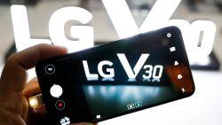 LG maakt plannen voor smartphone met zestien (!) cameralenzen