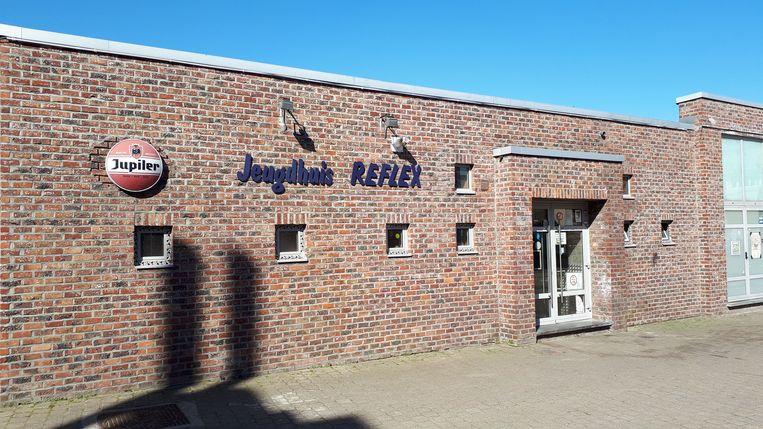Jeugdhuis Reflex is opnieuw gesloten.