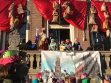 Sintintocht in Zaltbommel is een waar kinderfeest