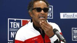"""Franse Davis Cup-kapitein Noah: """"Dit moet Goffin vleugels geven"""""""