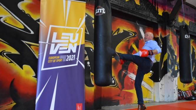 "Leuven is Europese Sportstad 2021: ""57 miljoen euro investeren in sportinfrastructuur"""