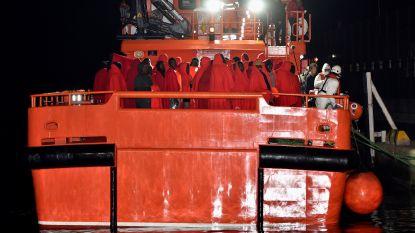 Minstens 12 migranten omgekomen voor de Spaanse kust, onder wie zwangere vrouw