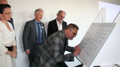 Vlaams Bouwmeester ondertekent charter voor 'Werken aan ruimtelijke kwaliteit'