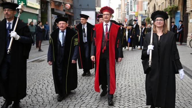 """KU Leuven stelt uitreiking eredoctoraten uit: """"Voor het eerst sinds de Tweede Wereldoorlog breken we met de traditie"""""""