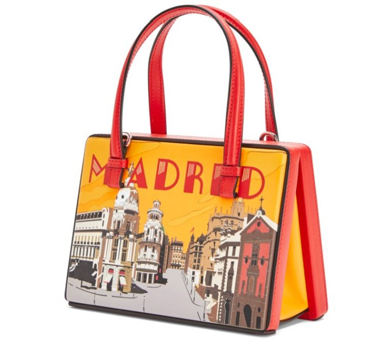 Loewe Postal Bag Madrid, € 1950. Beeld null