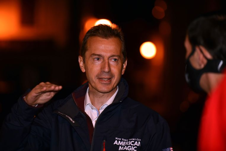 CEO van Airbus Guillaume Faury.
