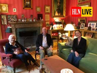 Dan toch toenadering: koning Albert en koningin Paola hebben prinses Delphine op paleis ontvangen