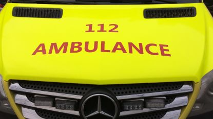 Motorrijder en passagier zwaargewond in Hoeselt