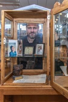 Werken vanuit een boekhandel : Jan Vantoortelboom wordt huisschrijver in Goes