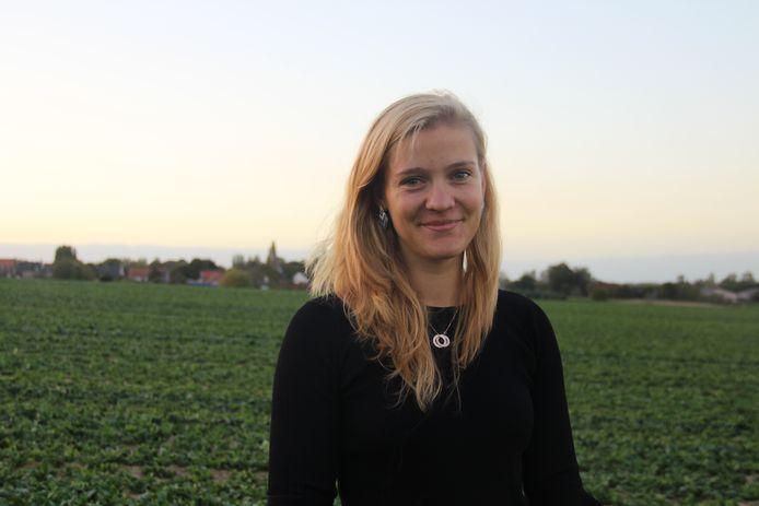 Janna Bauters begint op haar 28 al aan haar tweede termijn als schepen in Horebeke.