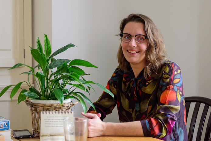 Sida de Harder: ,,Ik heb mijn ziekte vol kunnen houden door elke dag het beste uit het leven te halen.''