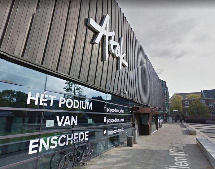 Google Streetview beeld van Atak