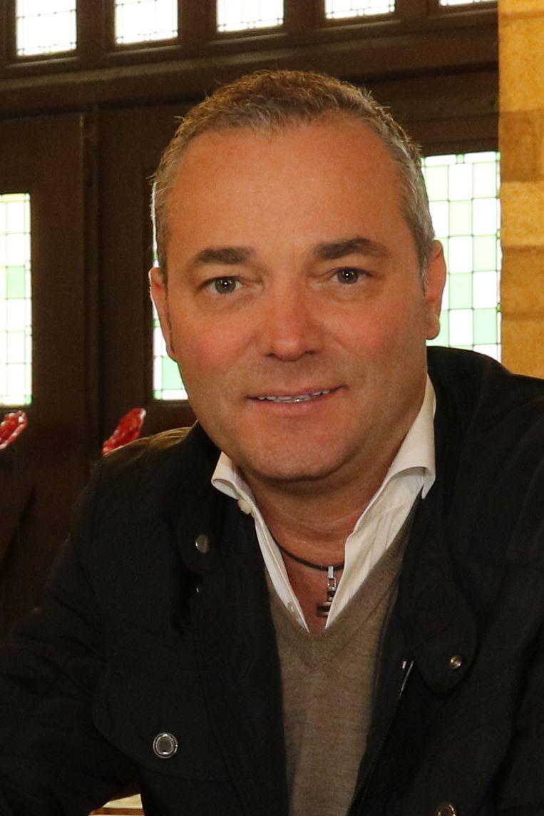 Peter De Groote, voorzitter van het Centrummanagement.