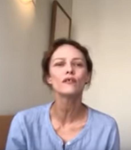 Vanessa Paradis chante pour les soignants