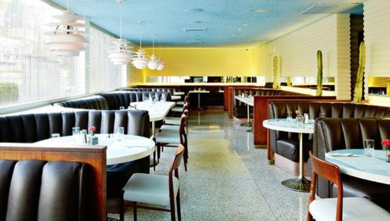 Croft Alley: één van Kim Gordon's favoriete restaurants voor overdag.  Beeld rv