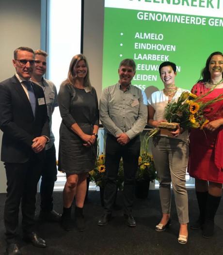 Laarbeek winnaar Operatie Steenbreektrofee