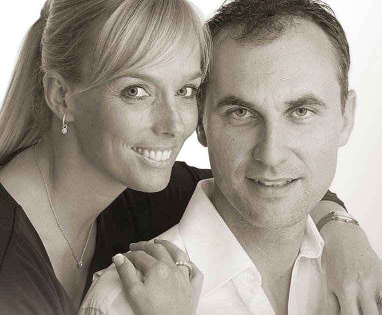 Michael De Koninck en Sylvie Van Hooteghem van het Geuzenhof in Massemen.