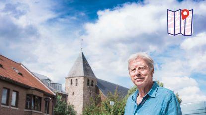 """De warmste vakantieplek van Vlaanderen, met voormalig Terzake-boegbeeld Alain Coninx: """"Kom tot rust op het kerkpleintje van Vliermaal"""""""
