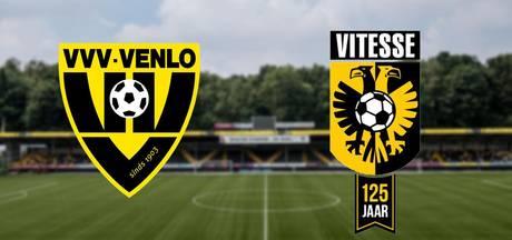 VVV ontvangt favoriete tegenstander Vitesse