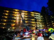 Slachtoffer Gorcumse flatbrand overlijdt aan verwondingen