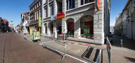 Proef met fietsparkeren in Kampen mag doorgaan