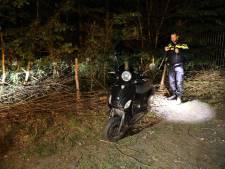Beveiliger Efteling stuit in Kaatsheuvel per toeval op gewonde scooterrijder