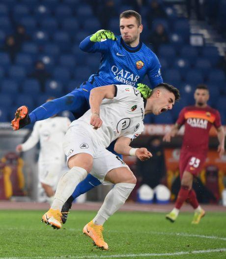 Karsdorp met Roma uitgeschakeld in Coppa Italia