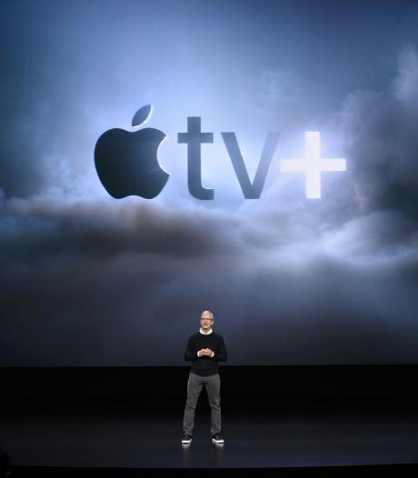 Apple kondigt creditcard en televisiedienst met Oprah aan