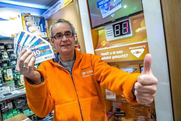 De Geluksmakelaar John Kosterman in Zwolle.