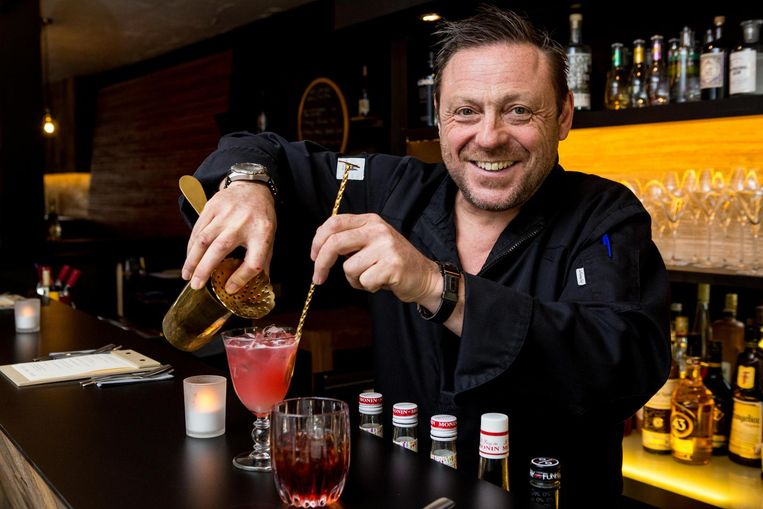 Ook Ivan Puystiens van Oh Restaurant in Sint-Idesbald schreef zich in voor het project Tendances van westtoer.