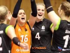 Volleybalster Blenckers verkast naar Zuid-Franse topclub