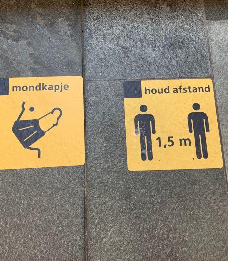LIVE | Mondkapjesplicht op hogeschool en Rotterdam breekt 'coronarecords'