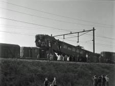 RHC Eindhoven zoekt verhalen achter de foto's: Bij treinongeluk in 1961 in Geldrop viel één dode