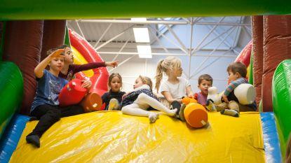 Winterbinnenspeeltuin keert terug naar sportcentrum Diependal