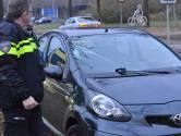 Fietser geschept op fietsoversteek in Breda
