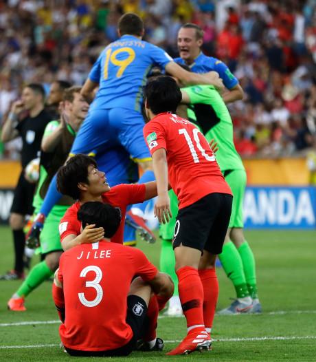 Oekraïne maakt achterstand goed en wint WK onder-20