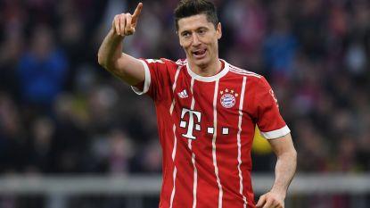 FT buitenland: Lewandowski door collega's verkozen tot beste speler, Bailey beste nieuwkomer