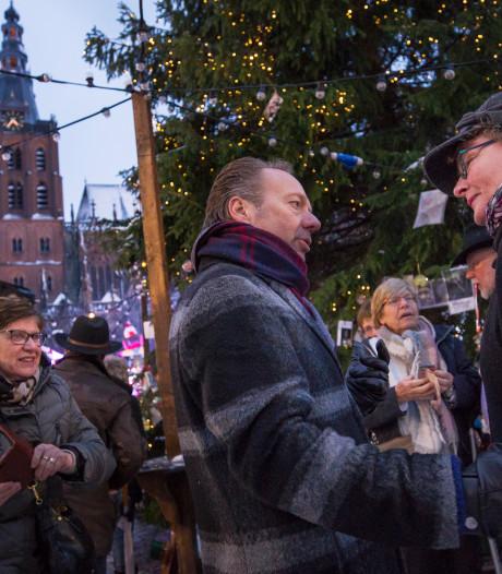 Organisaties vrezen 'afdankertjes' na afhaken Joris' kerstboom
