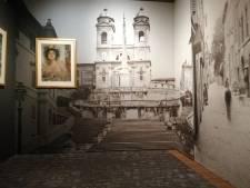 Mesdag stuurde geld naar schilder Mancini in Rome, het maakte hem niet uit wat hij ervoor terugkreeg